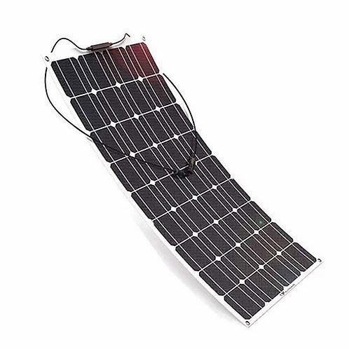Panel solar flexible 100w 12v Monocristalino EFTE