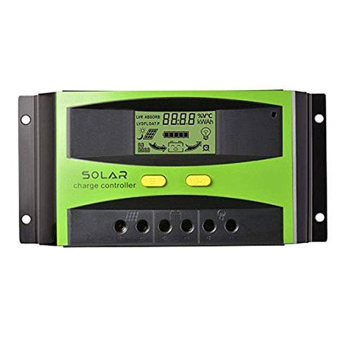 Regulador solar 40A PWM 12v / 24v