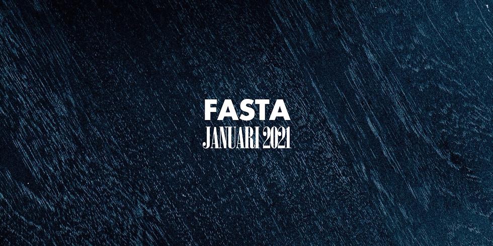 Fasta (paasto) 6/1-2021