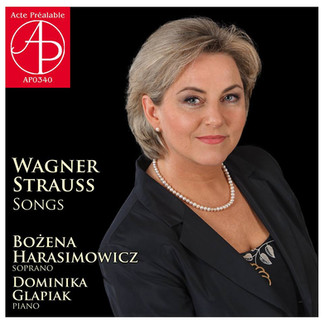 Wagner/Strauss Songs (Acte Préalable, 2014)