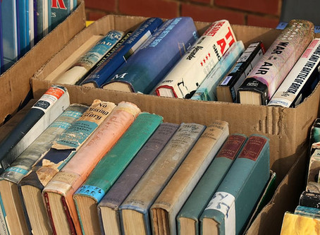 Quién compra libros usados