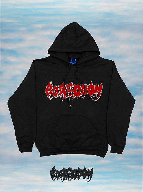 """""""INTO THE CATACOMBS"""" HOODIE"""