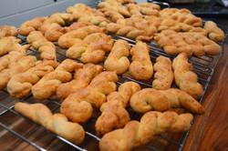 Koulourakia (Greek cookies)