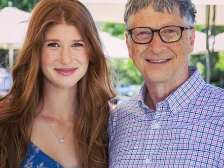 Martohet vajza e Bill Gates. Fustani është më i thjeshtë nga sa e mendoni