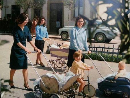 Street style në Shqipërinë e viteve '70