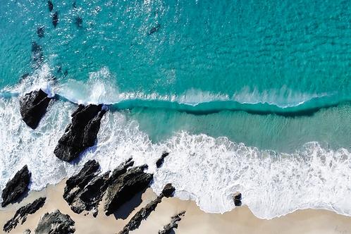 ROCKY WATERS | Burgess Beach