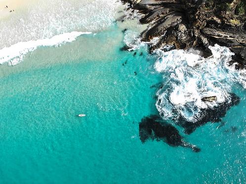 PARADISE PADDLE   Elizabeth Beach