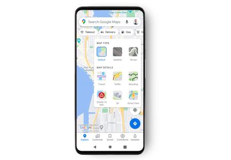 Alertará Google Maps de brotes COVID-19