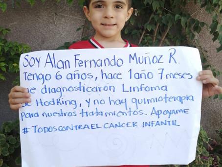Solas, familias y asociaciones vs cáncer en Chihuahua