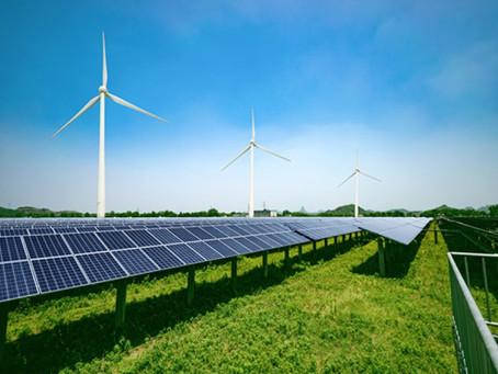Energías limpias, les bajan la luz hasta nuevo aviso