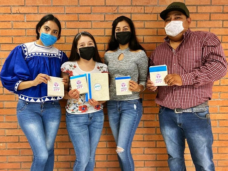 De colillas a papel artesanal, proyecto de alumnos de la UTT
