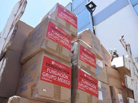 Refuerza Fundación GM al Plan Emergente vs COVID-19