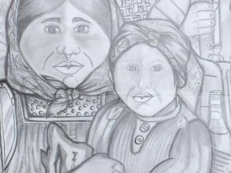 Jóvenes chihuahuenses hacen el 1,2 en Nacional de Dibujo
