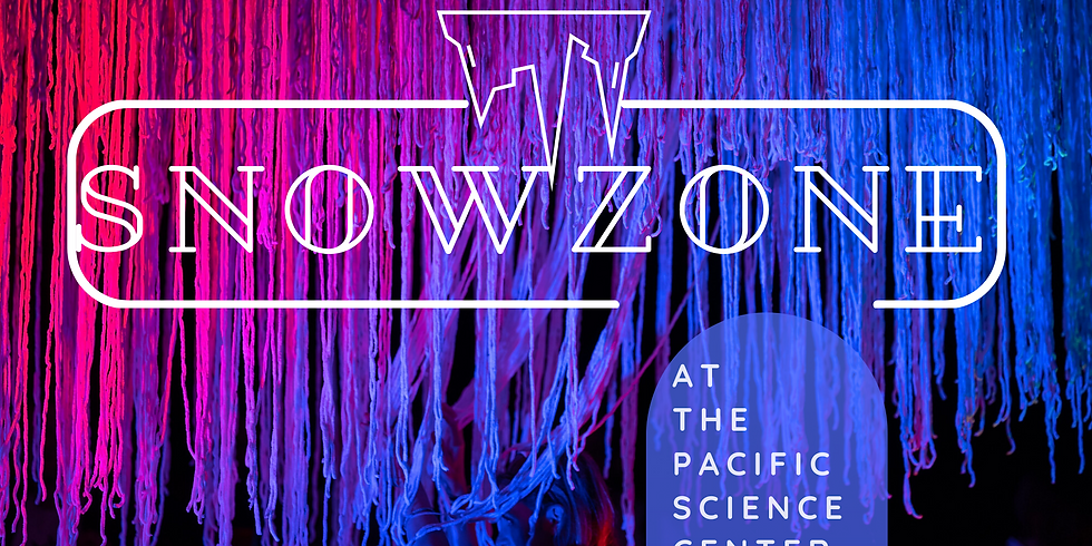 """""""Snowzone"""" exhibit at Pacific Science Center"""