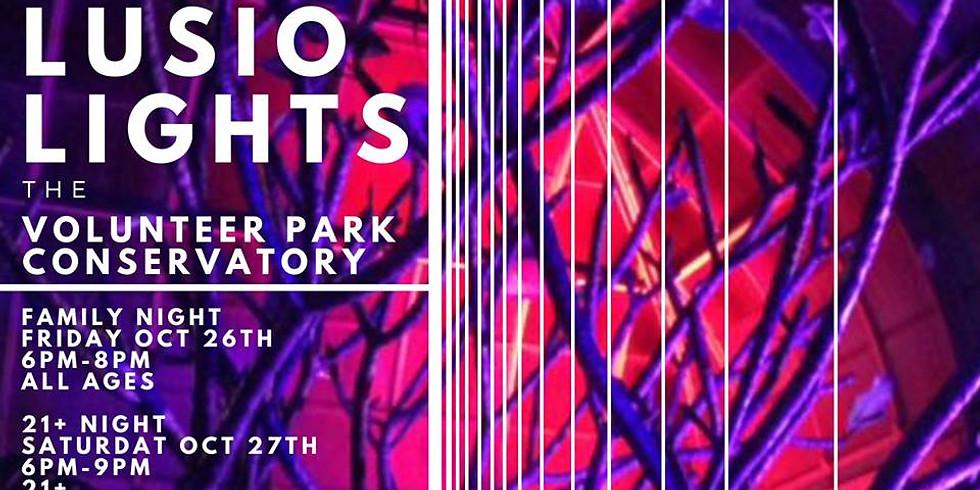 Lusio Lights - Family Night