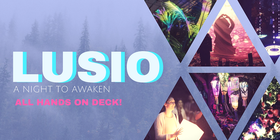 Lusio- All Hands on Deck Meeting
