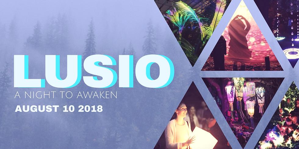 3rd Annual Lusio. A Night to Awaken