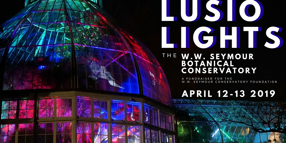 Lusio Lights the Tacoma Conservatory