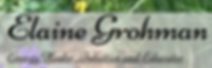 Elaine Grohman Logo.png