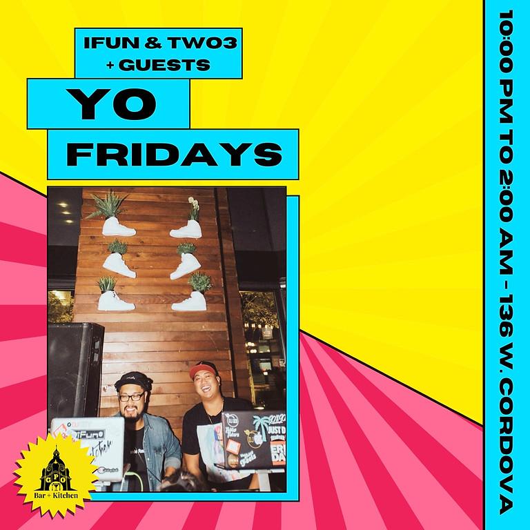Yo! Fridays
