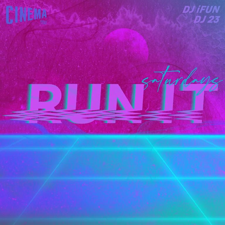 Run It Saturdays