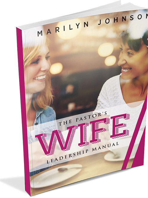 Pastors Wife Leadership Manual