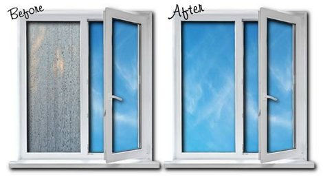 misty glass replacement essex, cloudy windows repair essex, foggy, broken, steamed up units.