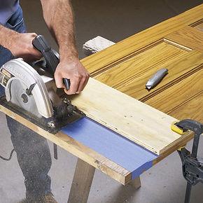 door trimming essex, shaving, sanding down, trim, door sawing service.jpg