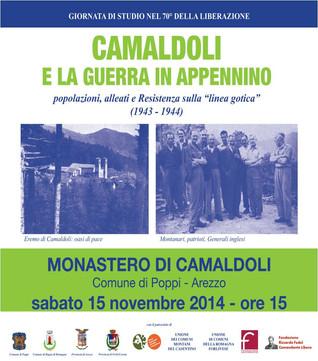 Convegno a Camaldoli sulla Resistenza in Romagna