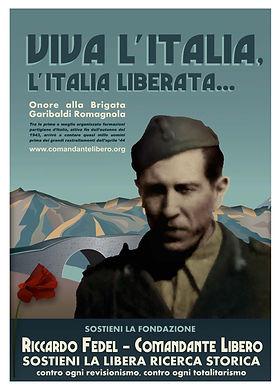 Statuto della Fondazione Riccardo Fedel Comandante Libero