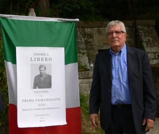 E' morto Giorgio Fedel, il figlio del Comandante Libero autore di importanti ricerche sulla prim