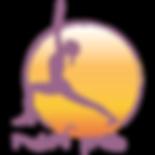 לוגו זמן ליוגה עם זוהר שקוף (סקטצ').png