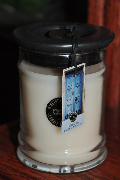 Blue Door Candle