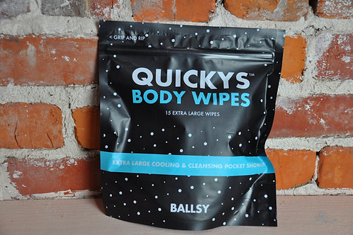 Ballsy Quickys™