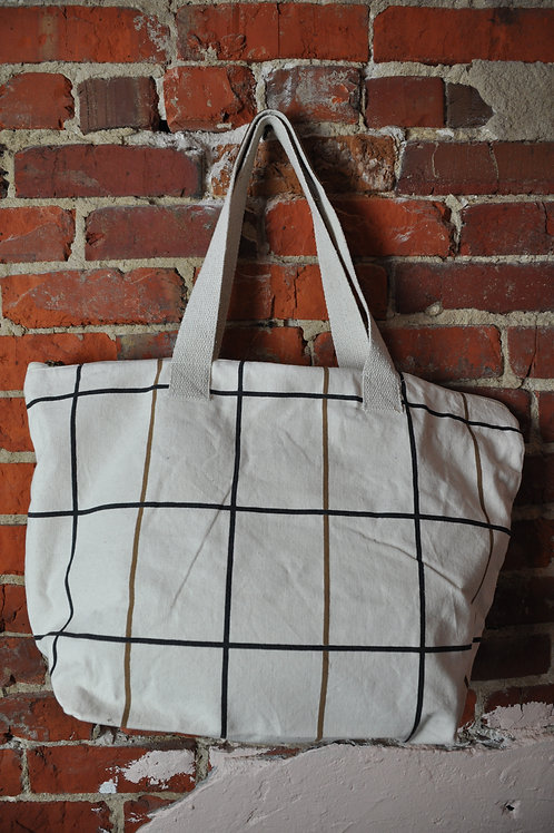 Catherine Canvas Tote