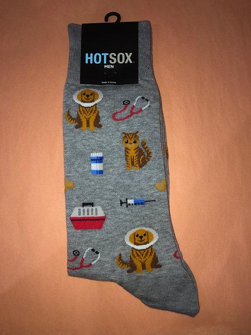 Vet Mens Socks