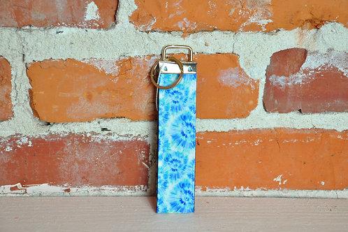 Blue Rush Keyfob