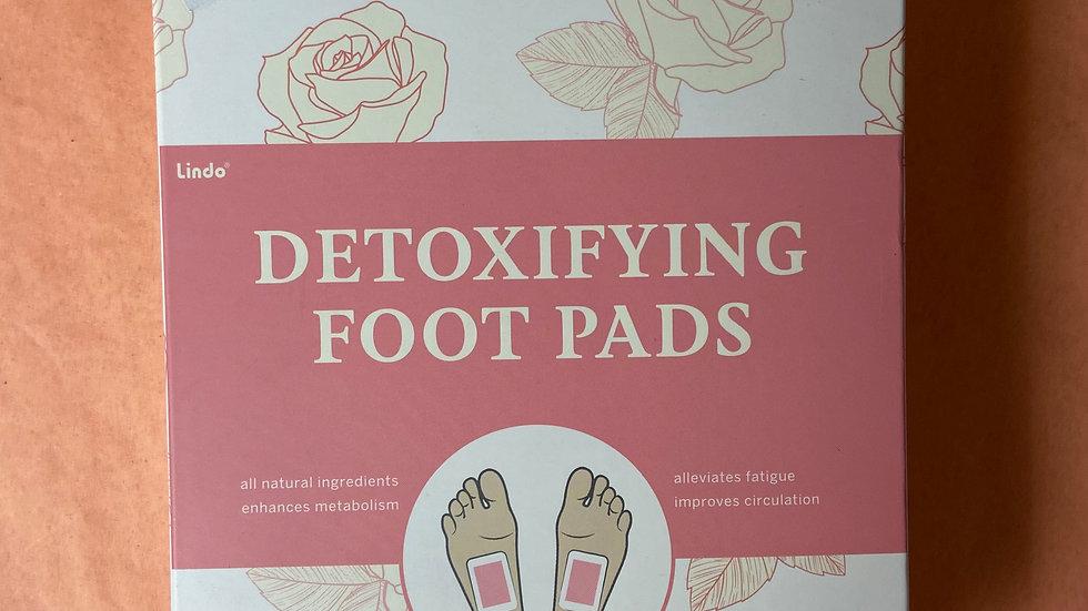 Lindo Foot Detoxifying Pads