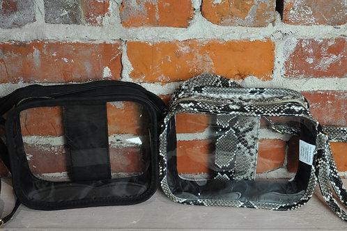 Sydney Clear Crossbody Bag