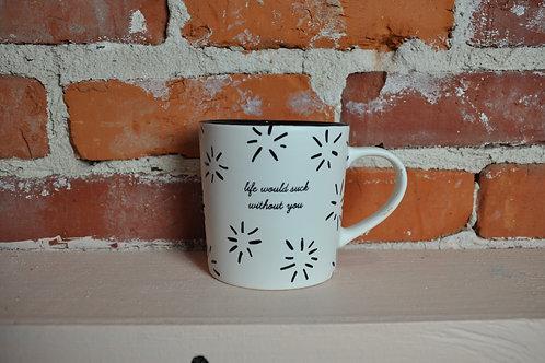P.S. Happy Birthday Mug