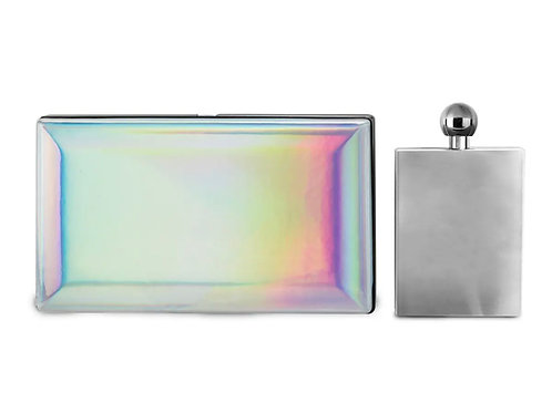 Clutch Flask Purse