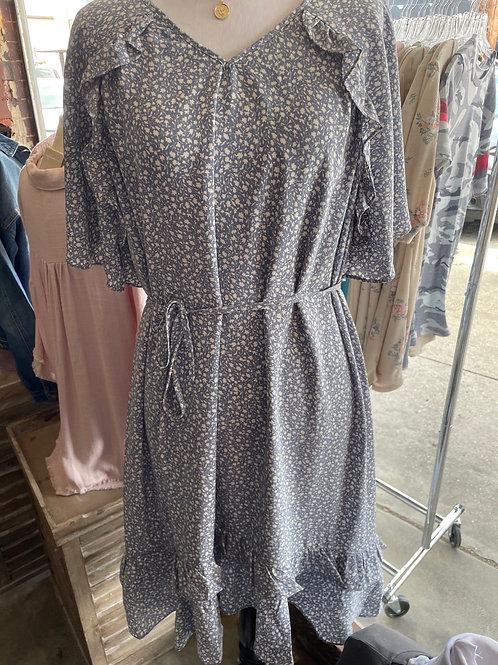 Allyse Ruffled Dress