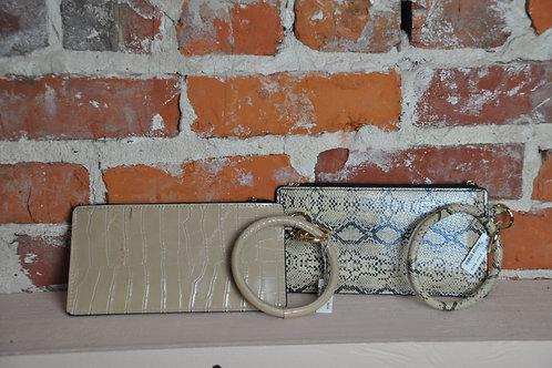 Key Ring Wristlet