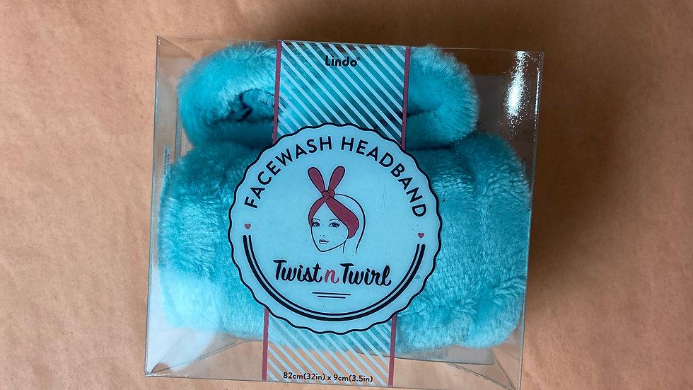 Twist&Twirl Face Wash Headband