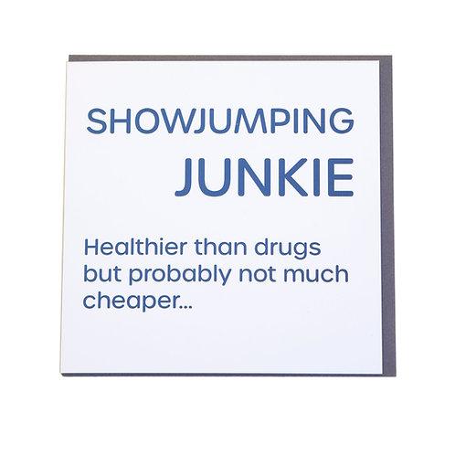 Gubblecote Card - Showjumping Junkie