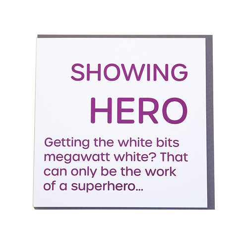 Gubblecote Card - Showing Hero