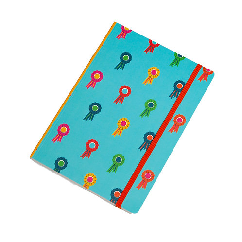 Rosettes Perfect Bound A5 Lined Notebook