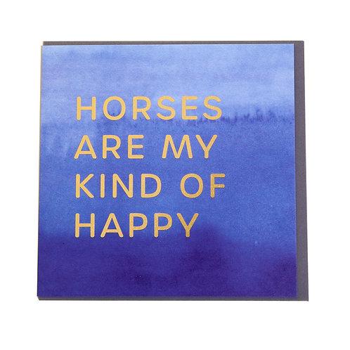 Gubblecote Card - My Kind of Happy