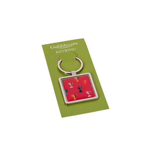 Showtime Trophies Luxury Keyring