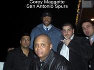 Corey Maggette - San Antonio Spurs (NBA)